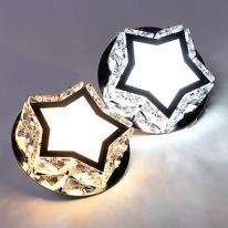 크리스탈 매입등 LED일체형 스타 2인치 4인치까지 5W
