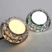 크리스탈 매입등 LED일체형 2인치 4인치까지 5W