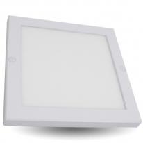 LED 무타공 직부 센서 엣지 평판조명 8인치 20W