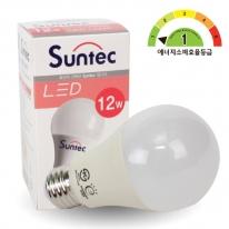 LED 전구 12W 1등급 주백색