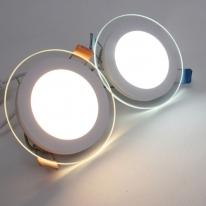 LED다운라이트 3인치 5W 글라스 매입등 DS