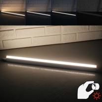LED 디밍 T5 형광등 간접조명 300 600 900 1200mm 밝기조절