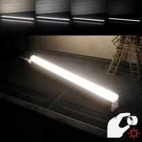 디밍 LED T5 형광등 조광가능 밝기조절 주광색 전구색 주백색