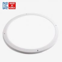 LED 원형 엣지 방등 50W 국산 평판등 원형방등 면조명