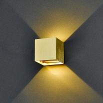 빔사각 1등 벽등 조명 / LED포함 / 4color