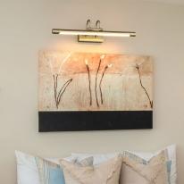 스틱 1등 벽등 조명 / LED포함 / 골드 로즈골드
