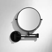 무타공 메탈라인 다관절 화장 거울
