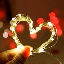 반딧불이 감성 LED 와이어 전구 무드등 DIY
