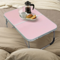 파스텔 접이식 차박 피크닉 테이블