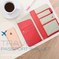 올인원 여권지갑 여행필수템