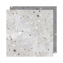600x600 몬테카를로 테라조 포세린타일 - 현관 욕실 베란다 발코니 셀프 타일 인테리어