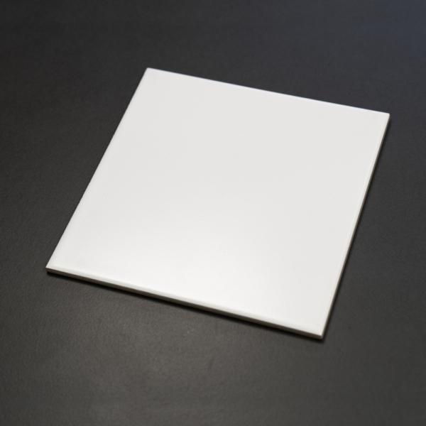 200x200 베이직 화이트 낱장판매 - 현관 욕실 베란다 발코니 셀프 타일 인테리어