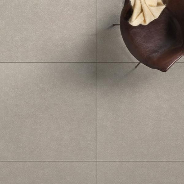 600x600 탈렌 테라조 타일 포세린 아이보리 - 현관 욕실 베란다 발코니 셀프 타일 인테리어