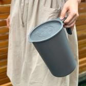 냄새없는 밀폐형 주방 인테리어 쓰레기통 음식물처리기 2L