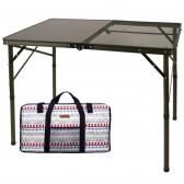 아이언메쉬 하프 캠핑테이블