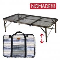 아이언메쉬 캠핑 테이블 3단 120cm