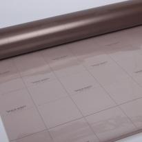 국산 유리창 창문 점착 컬러 안개시트지 웜브라운 CW-210