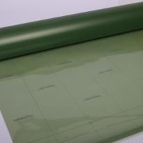 국산 유리창 창문 점착 컬러 안개시트지 올리브그린 CW-412