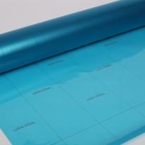 국산 유리창 창문 점착 컬러 안개시트지 프레쉬블루 CW-512
