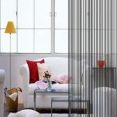 포인트 창문시트지 유리필름 블랙 스트라이프 FD012