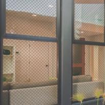 포인트 창문시트지 유리필름 그레이 FD022