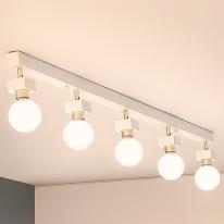 [바이빔][LED] 미숑5등 무드등 직부등(일자형-2color)