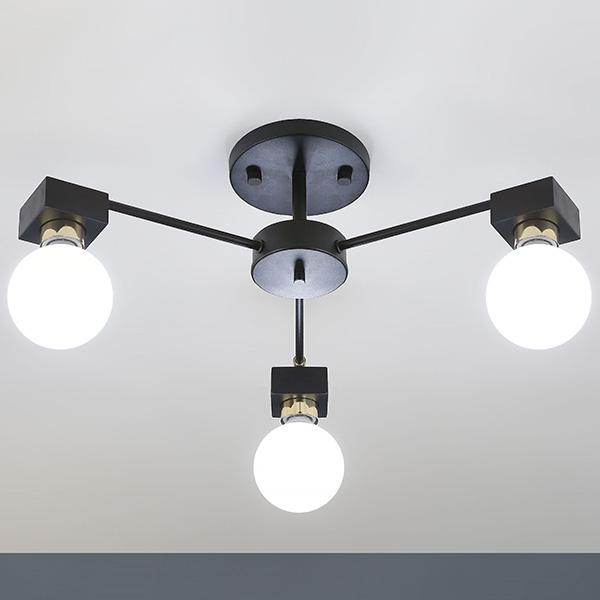 [바이빔][LED] 미숑3등 무드등 직부등(라운드형-2color)