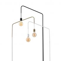 [LED전구포함] 헤펠 장스탠드 (직선형-3color)조명