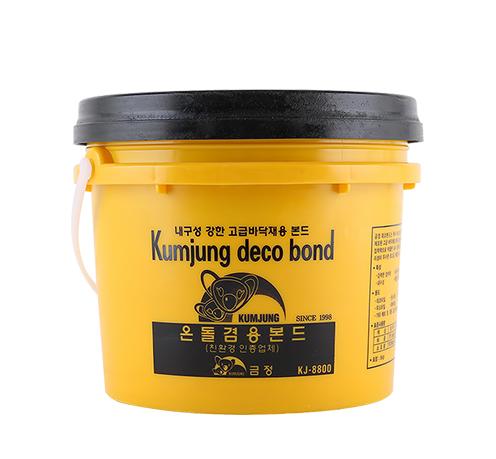 데코타일본드 금정(4kg)온돌용