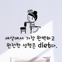 idc322-완전한 성형은 diet