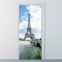 nces039-에펠탑-현관문시트지