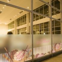 dgcn296-스위트 아이스크림-무점착 반투명 창문 시트지