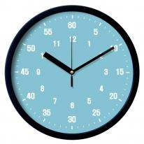 브론즈하우스 EDU-040 교육용벽시계-무소음