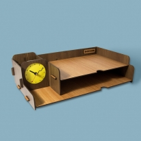 [나룸] TWD-005 DIY 멀티 책상 정리 수납함
