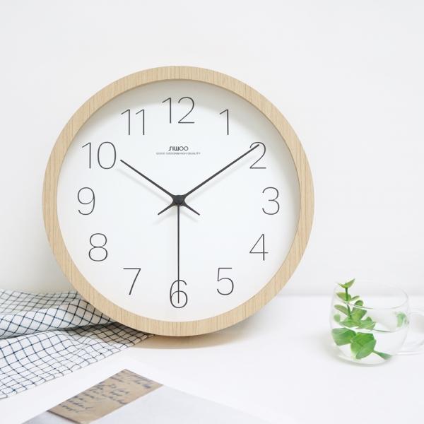 마루이무소음벽시계