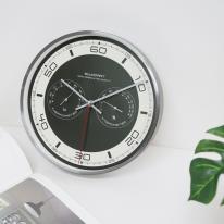 모멘토무소음온습도벽시계